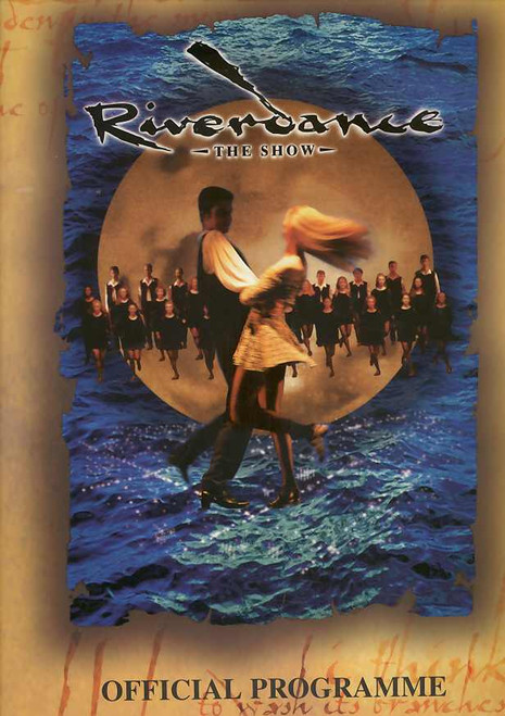 Riverdance (Dance), Colin Dunne, Eileen Martin, Maria Pages,Sarah Barry, Dearbhail Bates, 1997 Australian and USA Tour