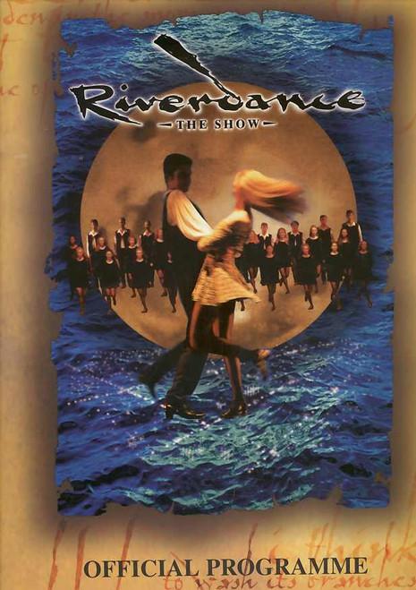 Riverdance (Dance), Colin Dunne, Eileen Martin, Maria Pages,Sarah Barry, Dearbhail Bates, 1997 Australian and USA Tour