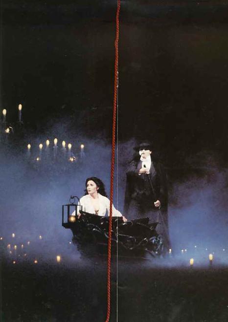 The Phantom of the Opera (Musical), Rob Guest, Marina Prior, Dale Burridge, 1991 Australian Production Melbourne