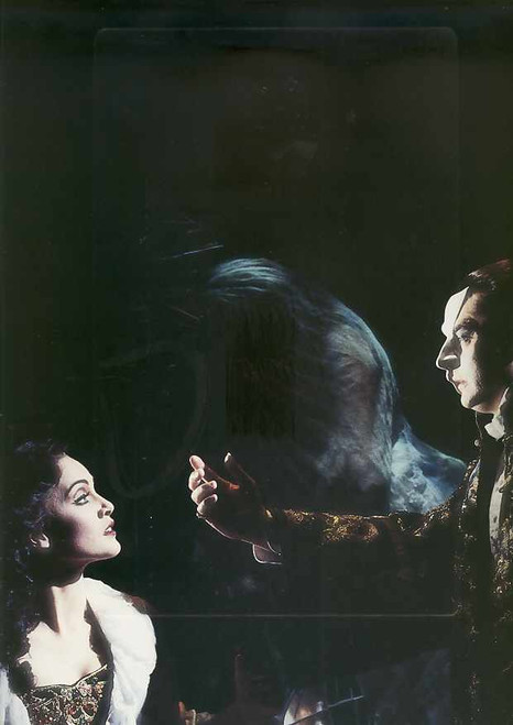 The Phantom of the Opera (Musical), Rob Guest, Danielle Everett, John Bowles, 1997 Return  Engagement Melbourne Australia