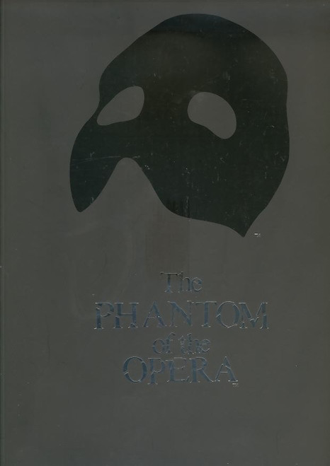 The Phantom of the Opera (Musical), Anthony Warlow,  Ana Marina, John Bowles, 2008 Australian Production  Melbourne