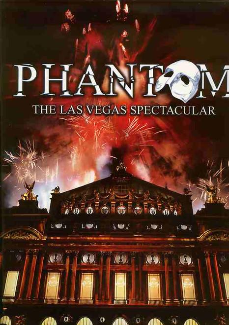 Phantom of the Opera (Musical), Anothony Crivello, Kristi Holden, Andrew Ragone, Las Vegas Production at Phantom Theatre