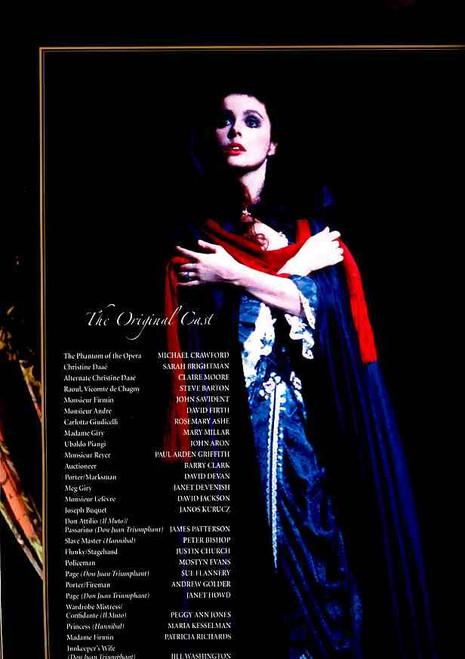 The Phantom of the Opera (Musical), Ramin Karimloo, Sierra Boggess, Hadley Fraser, 25th Anniversary London Production 2011