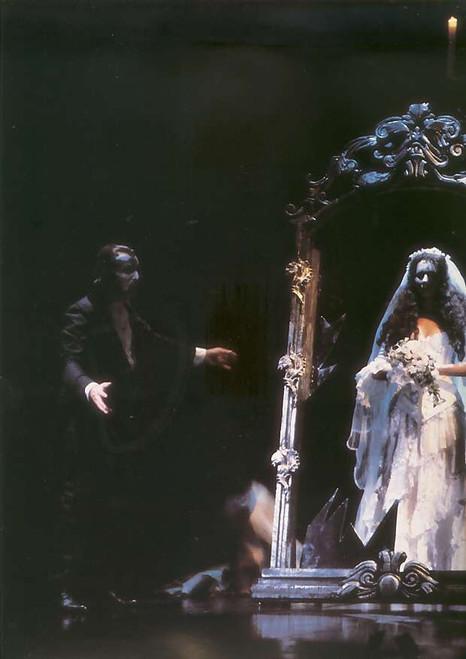 The Phantom of the Opera (Musical), Dave Willetts, Jill Washington, Michael Cormick, Paul Leonard, May 1990 London Production