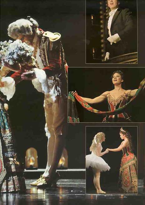 The Phantom of the Opera (Musical), Earl Carpenter, Rachel Barrell, David Shannon, 2006 London Production Her Majesty's Theatre