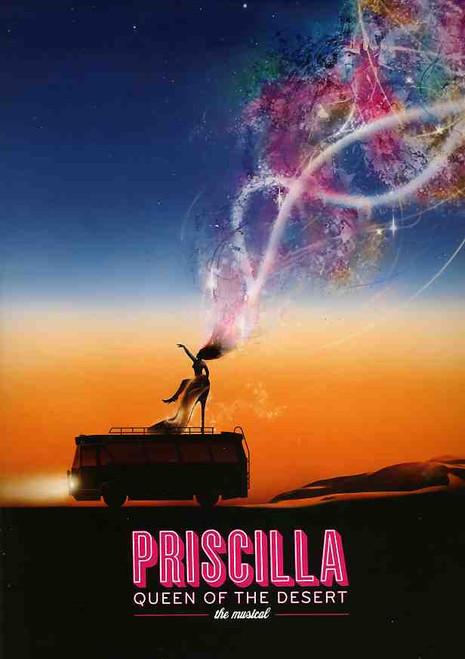 Priscilla Queen of the Desert (Musical), Tony Sheldon, Jason Donovan, Oliver Thornton, 2009 Palace Theatre London UK