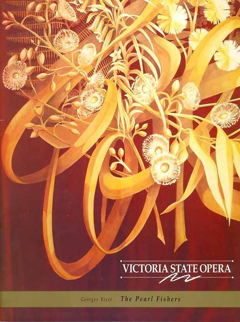 The Pearl Fishers (Opera), Wendy Dixon, Glenn Winslade, John Pringle, 1988 Victoria State Opera Australia