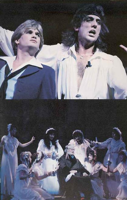 The Pirates of Penzance (Opera), Jon English, Simon Gallaher, David Atkins, 1984 Australian Production Melbourne