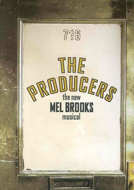 The Producers (Musical), Lewis J Stadlen, Don Stephenson, John Treacy Egan, Cady Huffman, 2002 USA Tour