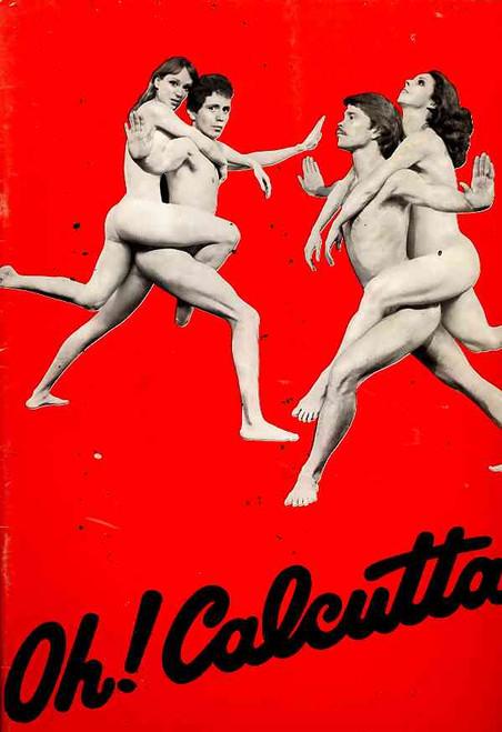 Oh Calcutta ! (Musical), Bill Bass, Jacqueline Carol, Cheryl Hartley, Mary Hendrickson, Barra Kahn, 1970's Broadway Run