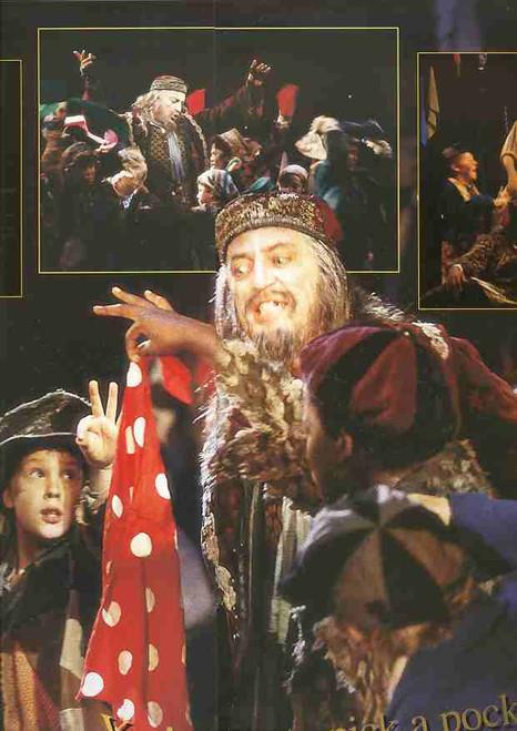 Oliver (Musical), John Waters, Tamsin Carroll, Steve Bastoni, Stuart Wagstaff, 2002 Revival Australian Production Melbourne