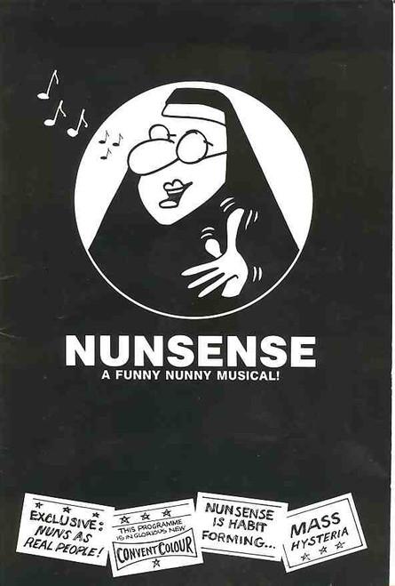 Nunsense (Musical), Maggie King, Lois Collinder, Robyn Arthur, Georgie Parker, 1987 Australian Tour