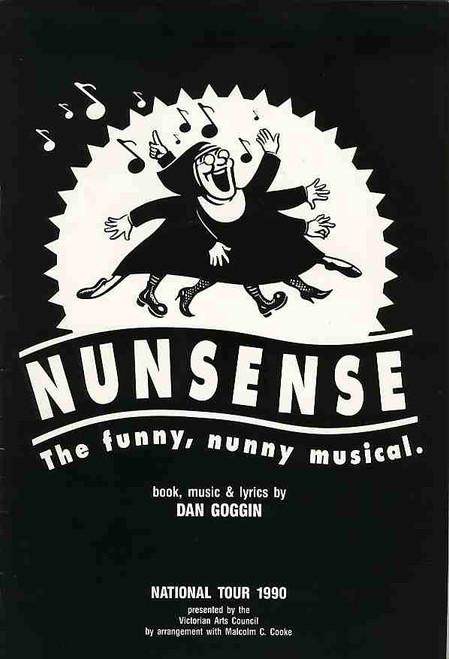 Nunsense (Musical), June Bronhill, Sarah Herlihy, Patricia Pitney, Patricia Vivian-Lall, 1990 Australian Tour