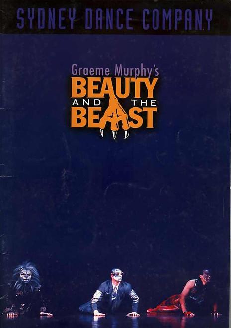 Beauty and the Beast (Dance), by Graeme Murphy - Brett Morgan, Carl Plaisted, Xue-Jun Wang, 1997 Sydney Dance Company