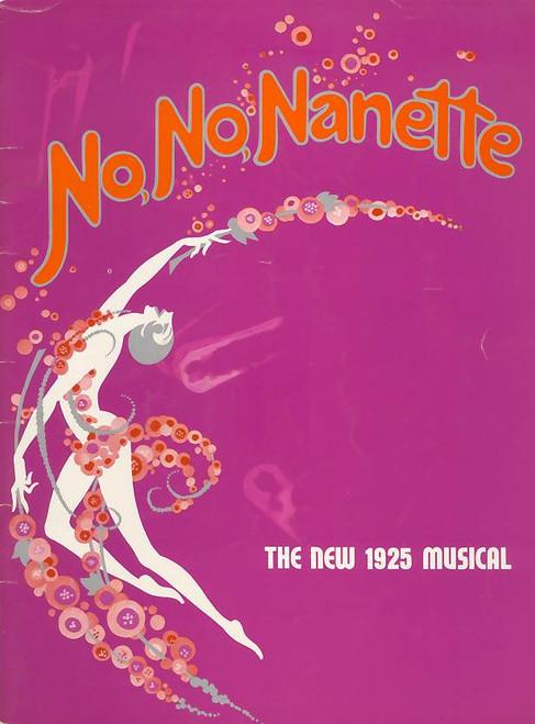 No, No, Nanette (Musical), Cyd Charisse, Paul Wallace, Jill Perryman, Rosie Sturgess, 1972 Australian Production (Melbourne)