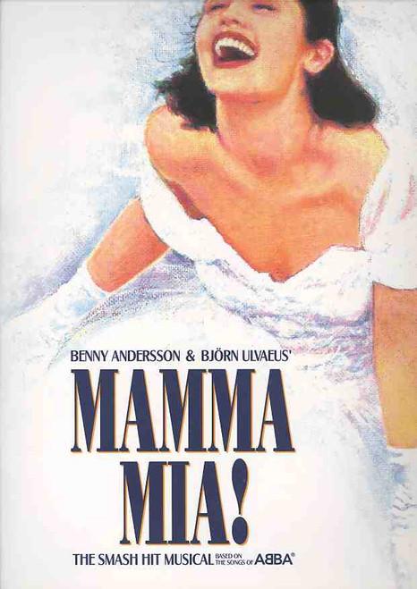 Mamma Mia (Musical), Kellie Rode, Sun Park, Katrina Talbot, Anne Wood, Rhonda Burchmore - Lyric Theatre Sydney Premiere 2002
