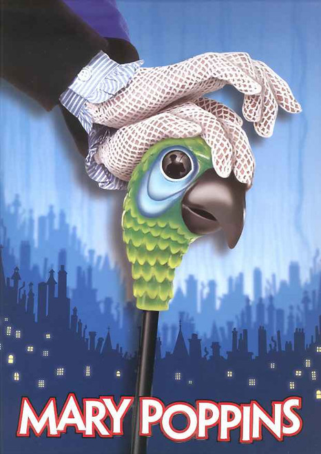 Mary Poppins (Musical), Verity Hunt-Ballard, Matt Lee, Philip Quast, Marina Prior, 2011 Australian Tour Premiere Lyric Theatre Brisbane