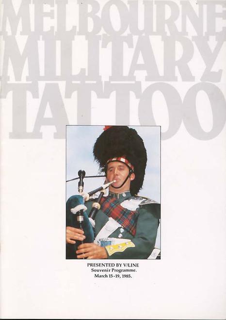 Miltary Tattoo Melbourne 1985 (Music), Military Tattoo Australian 1985 Tour