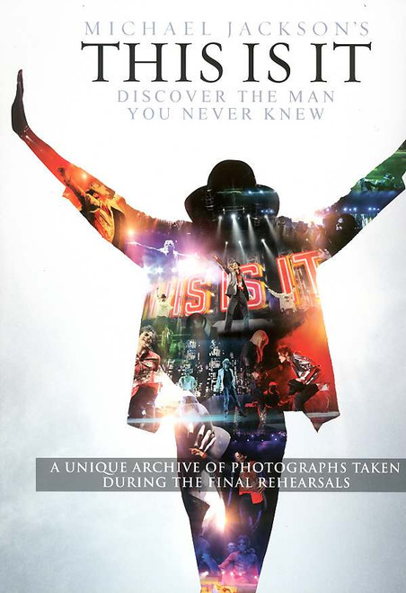 This Is It Michael Jackson (Souvenir Brochure), 2009 American Documentary–Concert film Directed by Kenny Ortega