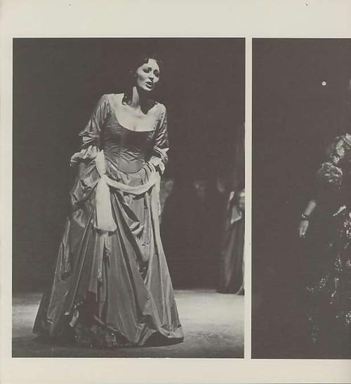 The Magic Flute (Opera), Anson Austin, Etela Piha, Beryl Furlan, Kathleen Moore, 1980 Opera Australian Production