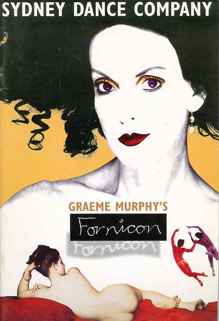 Fornicon Graeme Murphy's (Dance), Lea Frances, Carl Plaisted, Jan Pinkerton, Patrick Harding-Irmer, Sydney Opera House May 1995