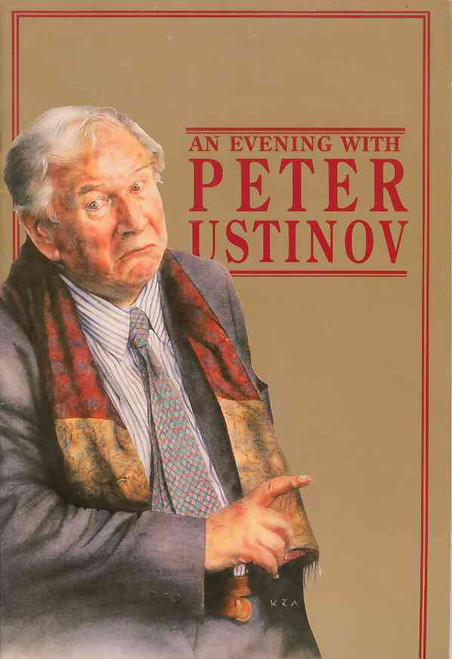 An Evening with Peter Ustinov (Talk Show), Peter Ustinov 1990 Australian Tour