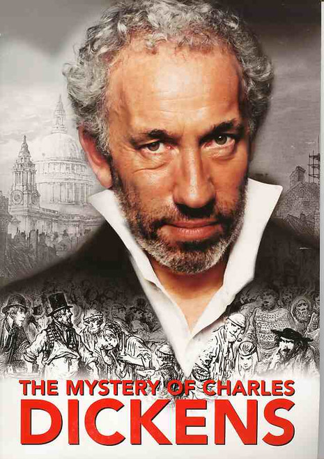 Mystery of Charles Dickens (Bioplay), Simon Callow - 2002 Australian Tour