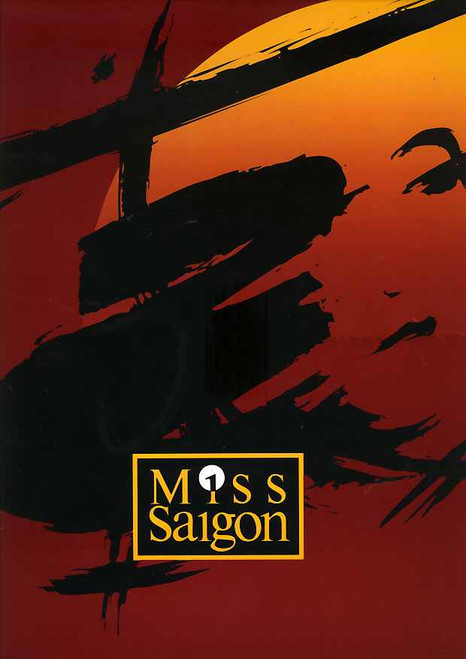 Miss Saigon (Musical), Cocoy Laurel, Joanna Ampil, Peter Cousens - 1995 Australian Production, at the Capitol Theatre Sydney