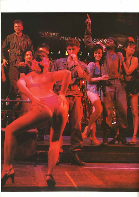 Miss Saigon (Musical), Theatre Royal Drury Lane London - published June 1991