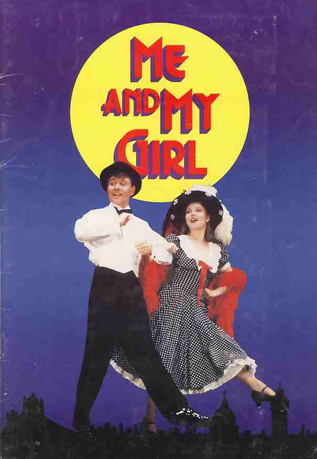 Me and My Girl (Musical), Derek Metzger, Leonie Page , Peter Whitford, Sheila Bradley, 1995 Australian Production