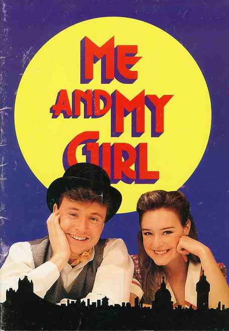 Me and My Girl (Musical), Derek Metzger, Rachel Beck, Peter Whitford, Judy Glen, Australian 1994 Production Adelaide