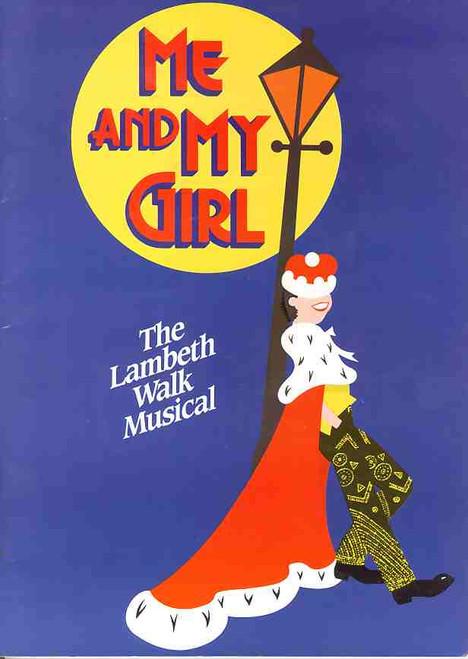 Me and My Girl (Musical), David Waters, Julie Haseler, David Ravenswood Australian 1986 Tour