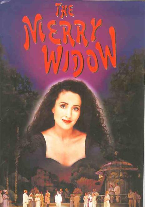 The Merry Widow (Opera), Marina Prior, John O'May, Simon Gallaher, Helen Donaldson, 1999 Australian Tour