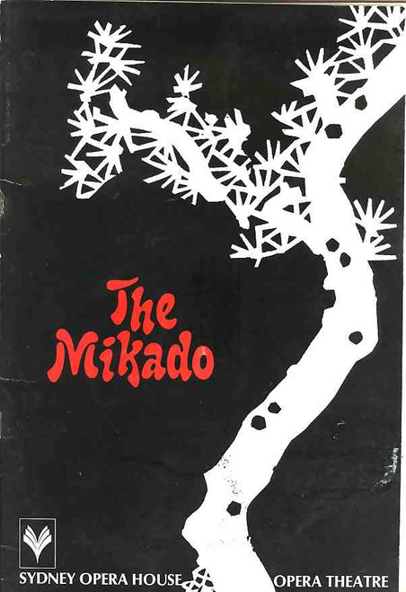 The Mikado (Opera), William Murray, John Wirth-Linquist, Robert Hatherley, 1973 Australian Production Sydney Opera House