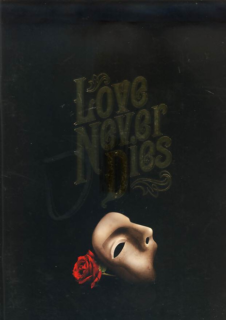Love Never Dies (Musical), Ben Lewis, Anna O'Byrne - 2011 Australian Production  Regent Theatre Melbourne