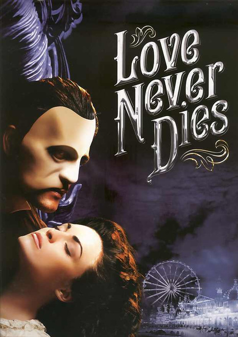 Love Never Dies (Musical), Ramin Karimloo, Celia Graham, David Thaxton Final London Cast 2011