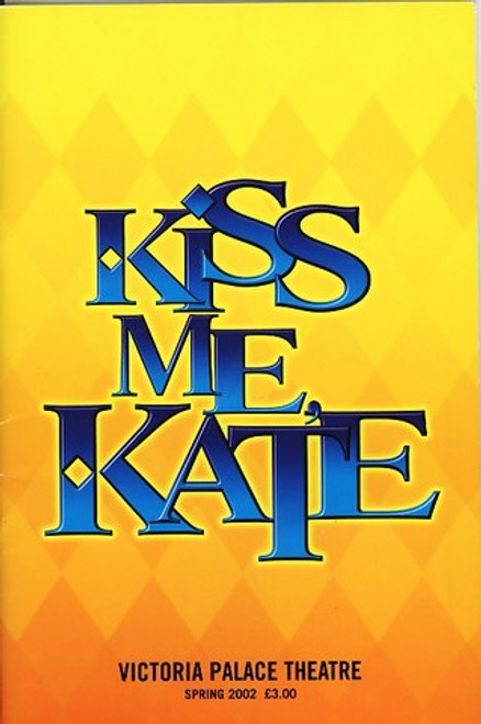 Kiss Me, Kate  is a musical with music and lyrics by Cole Porter. It is structured as a play within a play, where the interior play is a musical version of William Shakespeare's The Taming of the Shrew.