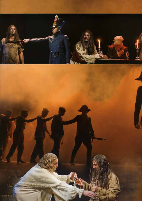 Les Miserables (Musical), The World's Longest Running Musical - UK Production at the Queens Theatre London 2009