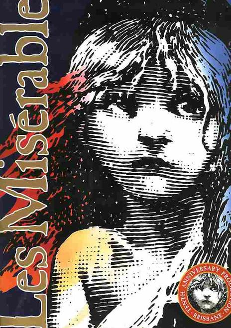 Les Miserables (Musical), Rob Guest, Roger Lemke, Delia Hannah, Bruce Spencer, 1999 revival Australian Tour (Brisbane)