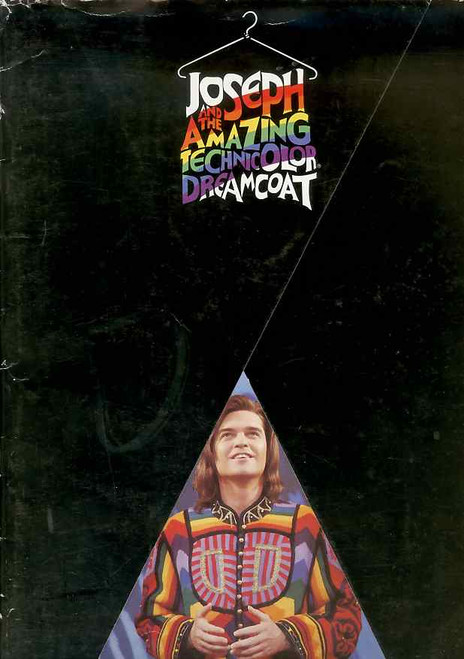Joseph and the Amazing Technicolor Dreamcoat (Musical), Philip Schofield - 1992  London Revival Production