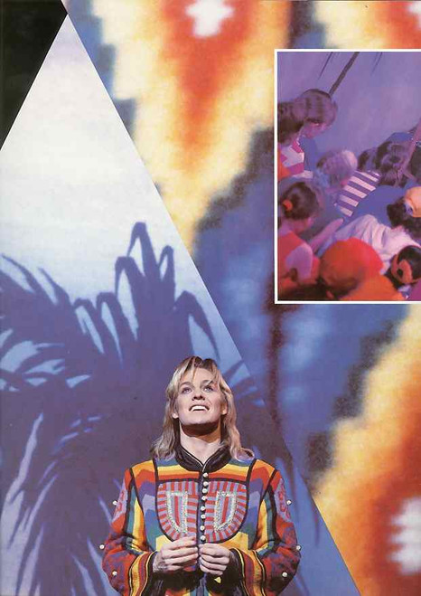 Joseph and the Amazing Technicolor Dreamcoat (Musical), Jason Donavan, 1991 London Revival Production