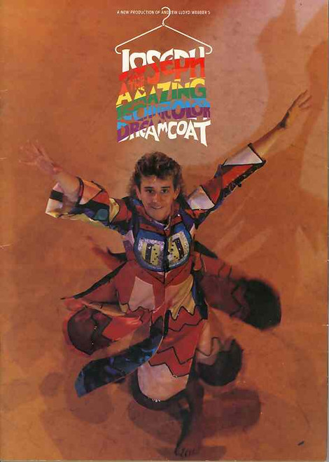 Joseph and the Amazing Technicolor Dreamcoat (Musical), David Jon O'Neill, Debbie Wood, 1991 Gold Coast Art Centre Australia