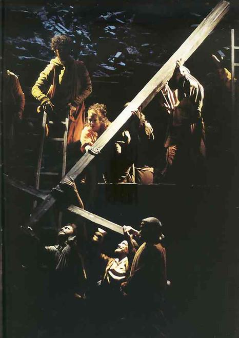 Jesus Christ Superstar (Musical), Steve Balsamo, Zubin Varla, Joanna Ampil, David Burt, 1997 Lyceum Theatre London