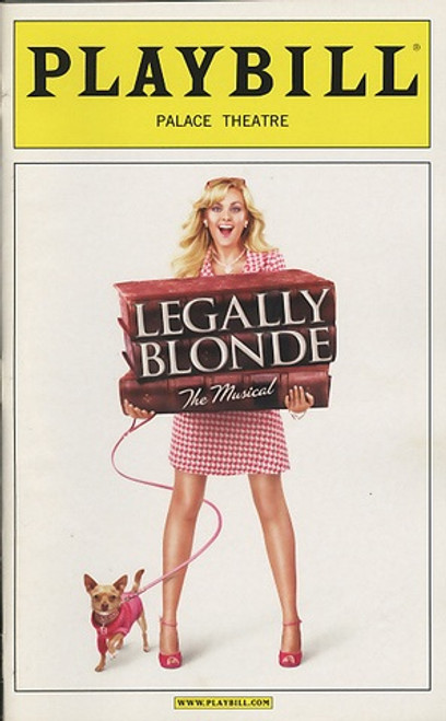 Legally Blonde  is a musical with music and lyrics by Laurence O'Keefe and Nell Benjamin and book by Heather Hach. The story is based on the novel Legally Blonde by Amanda Brown and the 2001 film of the same name