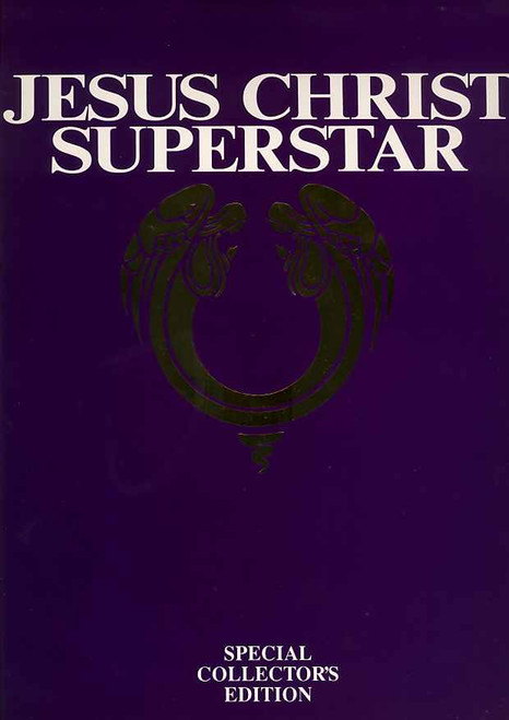 Jesus Christ Superstar  (Musical), John Farnham, Kate Ceberano, Jon Stevens, John Waters, 1992 Australian Tour, Program, Souvenir Brochure