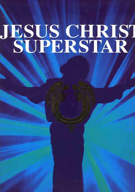 Jesus Christ Superstar (Musical), Jon Stevens, Deni Hines, Darryl Lovegrove, George Henare, 1994 Australian Tour, Program, Souvenir Brochure