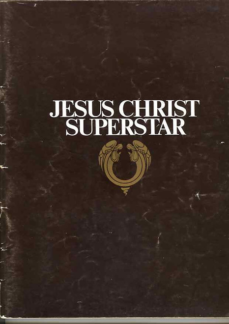 Jesus Christ Superstar (Musical),  Trevor White, Jon English, Marica Hines, Robin Ramsay, Capitol Theatre Sydney 1972