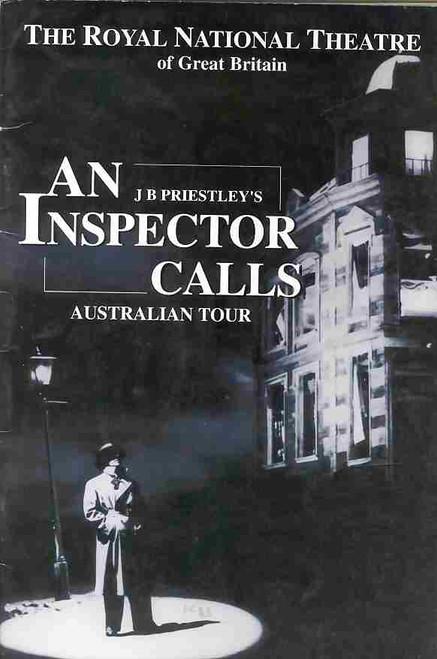 An Inspector Calls (Play), Edward Peel, Helen Lindsay, Louis Hilyer, Matilda Ziegler, 1995 Australian Tour
