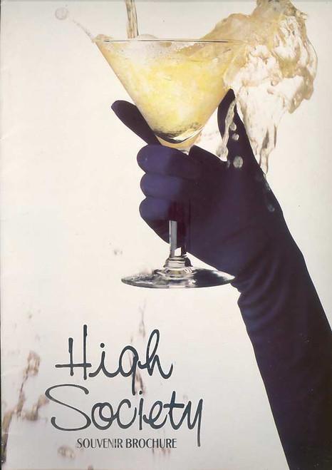High Society (Musical), Natasha Richardson, Trevor Eve, Stephen Rea, Ronald Fraser, 1987 London Production