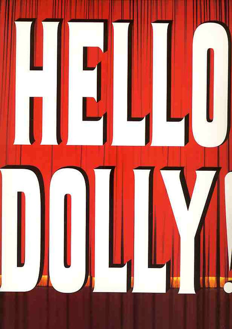 Hello Dolly (Musical), Jill Perryman, Warren Mitchell, Jackie Love, Jeremy Stanford, 1994 Australian Production